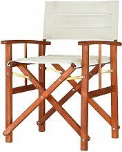 Chaise de metteur en scène - Chaise de régie -