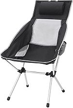 Chaise De Pêche Fauteuil De Camping Pliant 1PC