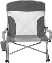 Chaise de plage basse pied, chaise de plage de