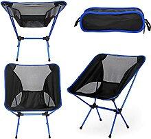 Chaise de plage, chaise de camping ultra légère,
