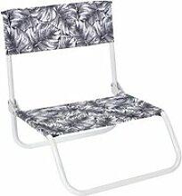 Chaise de plage pliante natural wild