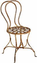 Chaise de salle à manger de jardin