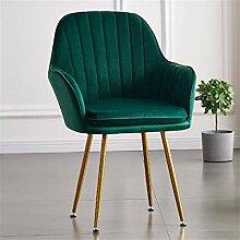 Chaise de salle à manger de luxe scandinave