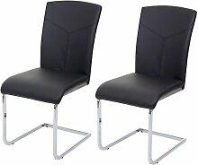 Chaise de salle à manger HHG-524, chaise