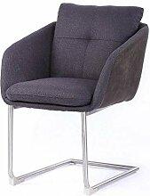 Chaise de salle à manger - Tabouret ergonomique -