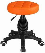 Chaise de travail à poulie rotative Portable,