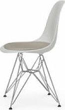 Chaise DSR - Eames Plastic Side Chair / (1950) -