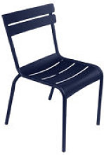 Chaise empilable Luxembourg / Aluminium - Fermob