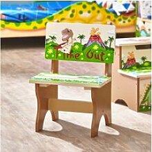 Chaise en bois pour décor chambre enfant bébé