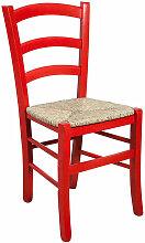 Chaise en bois pour table à manger restaurant