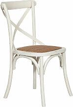 Chaise en bois Thonet pour table à manger