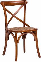 Chaise en bois Thonet pour table déjeuner