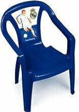 Chaise en plastique 36.5x40x51cm de clubs-real
