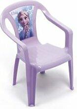 Chaise en plastique 36.5x40x51cm de disney-la