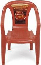 Chaise en plastique 36.5x40x51cm de