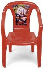 Chaise en plastique 36.5x40x51cm de marvel-avengers
