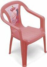 Chaise en plastique 36.5x40x51cm de zaska-licorne
