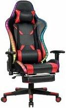 Chaise gaming fauteuil de bureau hauteur ajustable