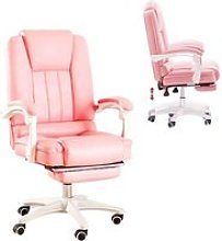 Chaise Gaming Fauteuil Gaming avec Repose Pied,