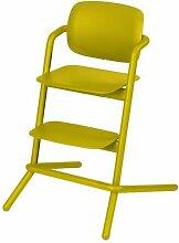 Chaise haute Gold Lemo - Jaune canard - Cybex
