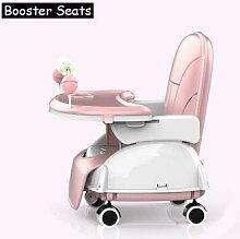 Chaise haute pliante pour bébé, chaise de salle