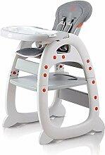 Chaise haute sûre Chaise haute bébé - Chaise de