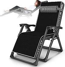 Chaise inclinable de Chaise Longue de Jardin,