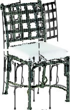 Chaise KROSS de Sifas