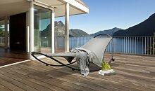 Chaise longue basculante design - Hendaye