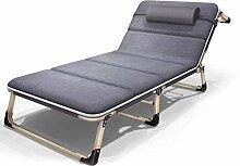 Chaise Longue de Patio Chaise inclinable à
