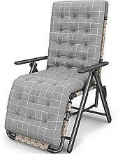 Chaise Longue en Plein air Plage Patio Pliant
