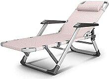 Chaise Longue Patio Chaises inclinables Chaise de