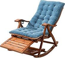 Chaise Longue Pliante Chaises longues en bambou