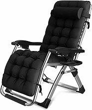 Chaise longue pliante d'extérieur inclinable