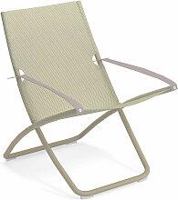 Chaise longue SNOOZE de Emu, Beige