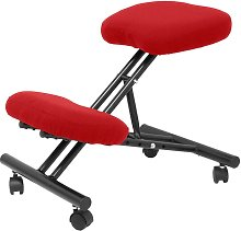Chaise Mahora bali rouge