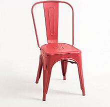Chaise Mel Vintage - Rouge vintage
