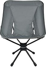 Chaise pivotante Pliante en Plein air, Aluminium