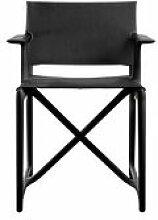 Chaise pliant Stanley By Philippe Starck / Tissu -