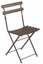 Chaise pliante Arc en Ciel / Métal - Emu métal