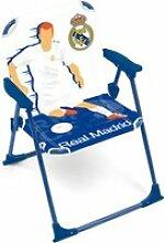 Chaise pliante avec bras 38x32x53cm de clubs-real