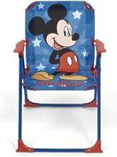 Chaise pliante avec bras 38x32x53cm de
