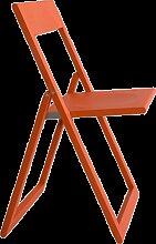 Chaise pliante AVIVA de Magis, Corail