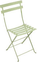 Chaise pliante Bistro / Métal - Fermob vert en