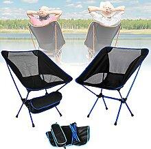 Chaise pliante, chaise de camping ultra légère,