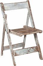Chaise Pliante En Bois Des Annees 30