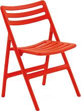 Chaise pliante FOLDING AIR de Magis, Orange