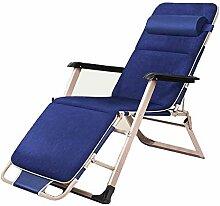 Chaise pliante inclinable Déjeuner Chaise Chaise