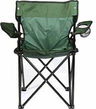 Chaise pliante multifonctionnelle d'extérieur