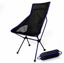 Chaise Pliante Portable Lune, Chaise de Camping